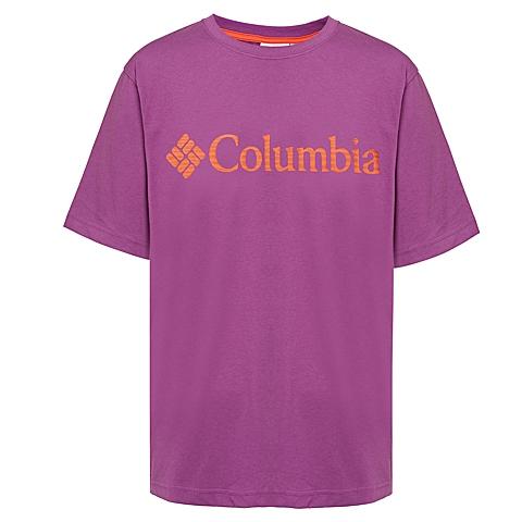 Columbia/哥伦比亚 男子休闲速干短袖T恤LM6842503