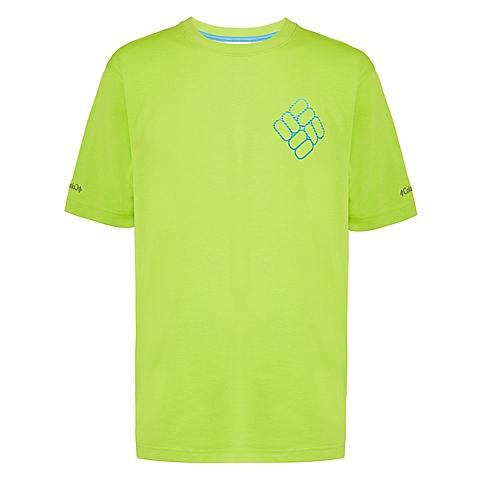 Columbia/哥伦比亚 男子户外休闲短袖T恤LM6858998