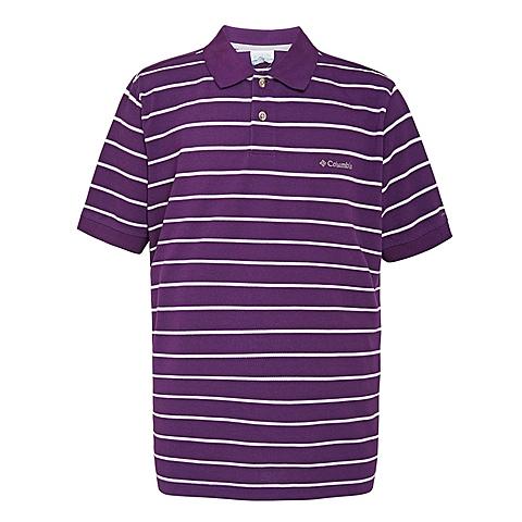 Columbia/哥伦比亚 男子户外休闲短袖T恤PM2020592