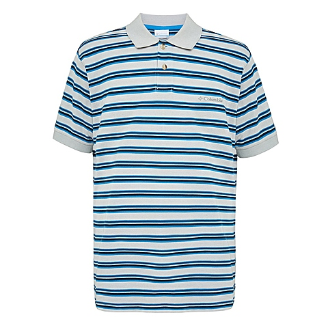 Columbia/哥伦比亚 男子户外休闲短袖T恤PM2075019