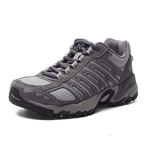 Columbia/哥伦比亚春季灰色女子 轻便透气徒步鞋BL3747001