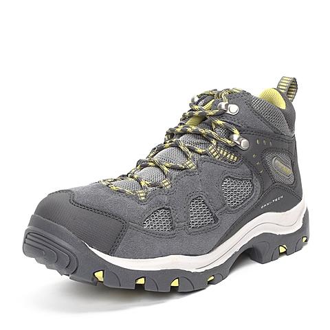 Columbia/哥伦比亚男子灰色登山系列登山鞋DM1054030