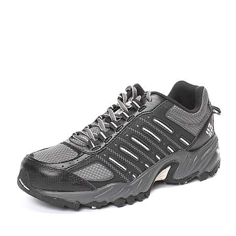 Columbia/哥伦比亚男子灰色越野跑系列越野跑鞋/徒步鞋BM3747012
