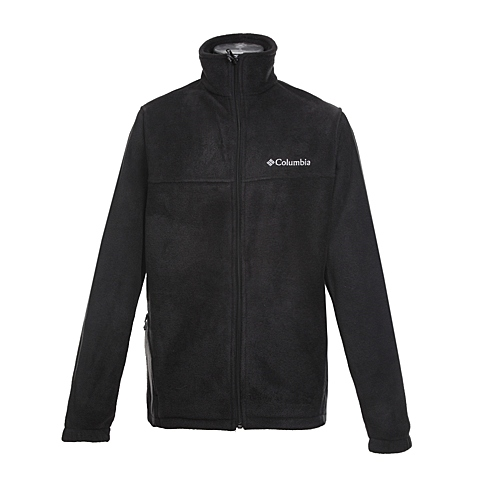 Columbia/哥伦比亚男子黑色休闲户外系列FLEECE-抓绒WM3220010