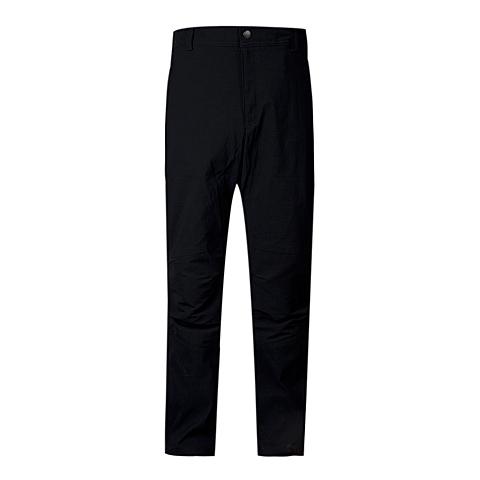 Columbia/哥伦比亚男子黑色TRAIL 徒步系列机织长裤AM8671010