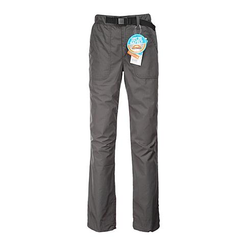 Columbia/哥伦比亚女子灰色TRAIL 徒步系列休闲长裤PL8970028