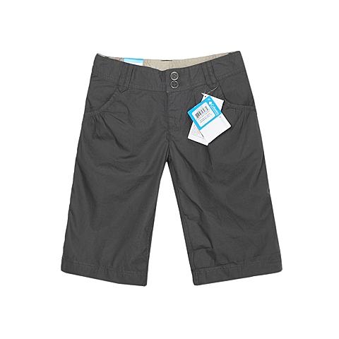 Columbia/哥伦比亚春夏女灰色短裤AL4695028