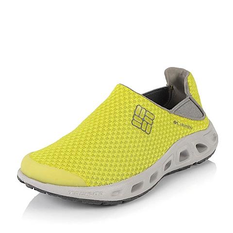 Columbia/哥伦比亚春夏女黄色两栖鞋系列网布两栖鞋 溯溪鞋DL1125380