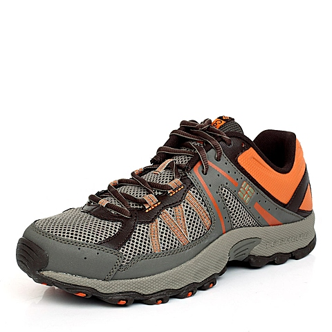 Columbia/哥伦比亚春夏 男子卡其色/棕色透气 超轻缓震 强抓地力 耐磨 越野鞋DM1104227