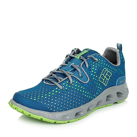 Columbia/哥伦比亚春夏 男子蓝色超轻缓震 强抓地力溯溪鞋BM2552498
