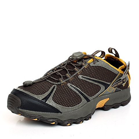 Columbia/哥伦比亚春夏 男子咖啡色 徒步鞋外观设计 超轻缓震 抓地科技 耐磨 两栖鞋DM1094231-14Q1