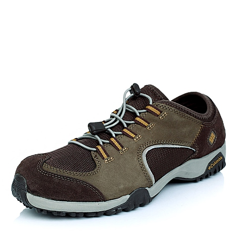 Columbia/哥伦比亚春夏 男子棕色 耐磨 强抓地力 户外休闲鞋DM1087256
