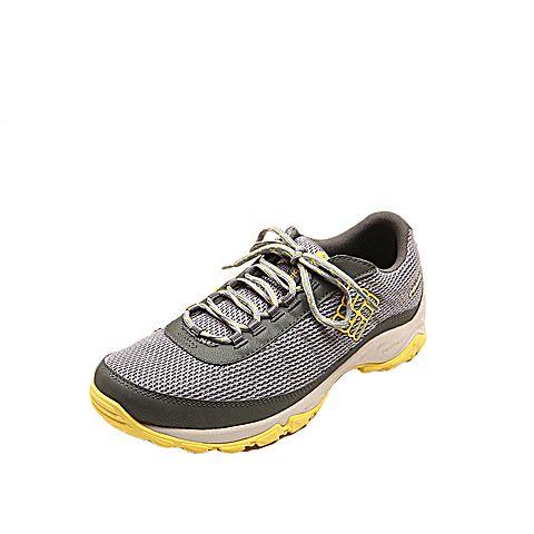 Columbia/哥伦比亚专柜同款 男灰绿色尼龙织物网面轻便徒步鞋YM2190060