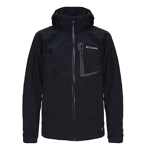 Columbia/哥伦比亚 专柜同款 男子野外探索系列防水透气冲锋衣PM4622010