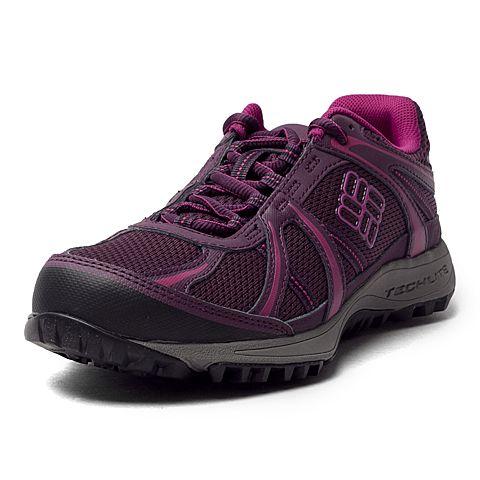 Columbia/哥伦比亚 专柜同款 女子户外缓震防滑越野跑鞋DL1155529