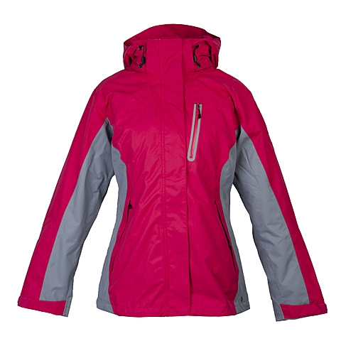 Columbia/哥伦比亚 专柜同款 女子户外防水透气抓绒冲锋衣PL7860600