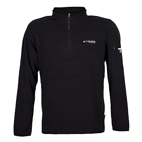 Columbia/哥伦比亚 专柜同款 男子TITANIUM系列户外抓绒衣AE3096010