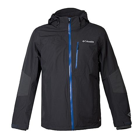 Columbia/哥伦比亚 专柜同款男子户外三合一冲锋衣PM7916011