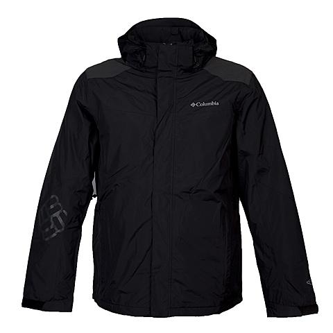 Columbia/哥伦比亚 专柜同款 男子热能反射三合一羽绒内胆冲锋衣PM7924010