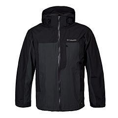 Columbia/哥伦比亚 专柜同款 男子防水热能防水抓绒内胆三合一冲锋衣PM7917028