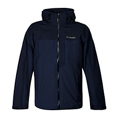 Columbia/哥伦比亚 专柜同款 男子户外热能防水抓绒内胆三合一冲锋衣PM7917464