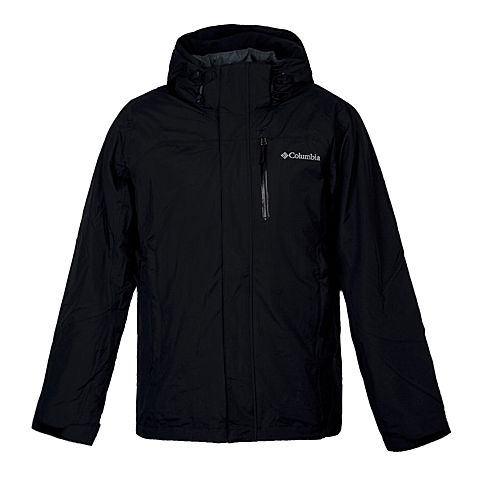 Columbia/哥伦比亚 专柜同款 男子户外三合一冲锋衣WE1069010