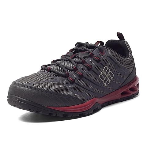 Columbia/哥伦比亚 2016专柜同款男子户外轻盈缓震透气越野跑鞋BM6020030