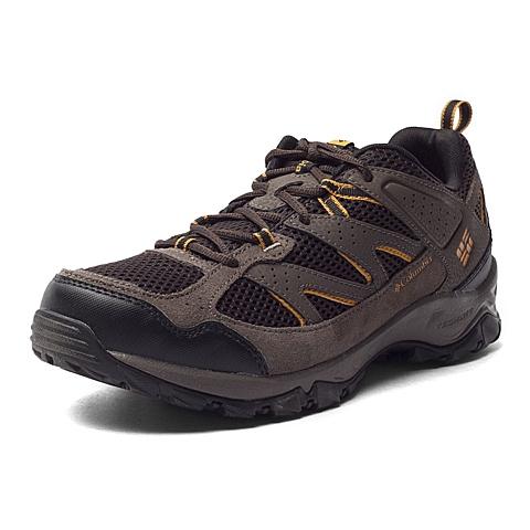 Columbia/哥伦比亚 专柜同款男子户外透气轻盈缓震徒步鞋BM3983231