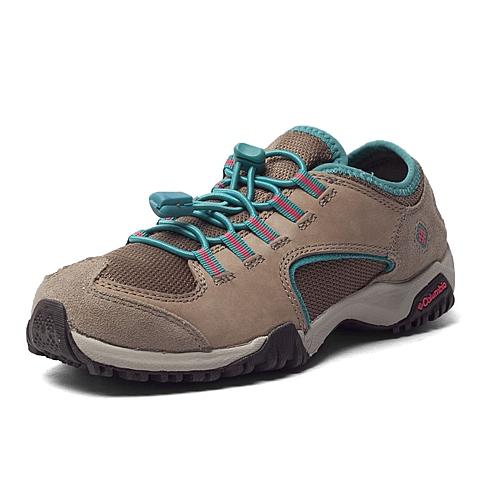 Columbia/哥伦比亚 2016专柜同款女子户外轻盈缓震徒步休闲鞋YL1087250