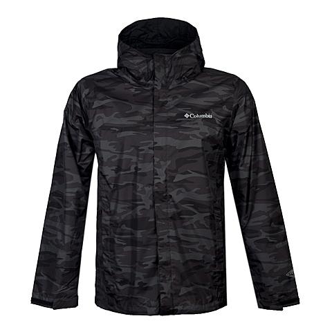 Columbia/哥伦比亚 专柜同款男子户外防水透湿冲锋衣RE1001010