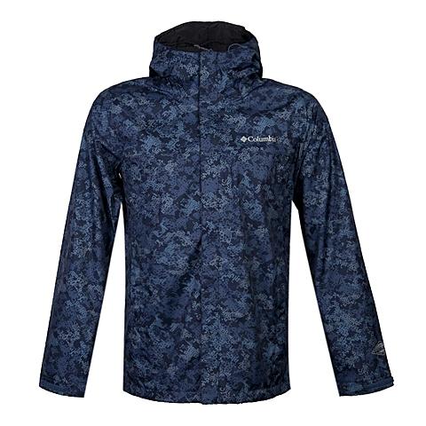 Columbia/哥伦比亚 专柜同款男子户外防水透湿冲锋衣RE1001452