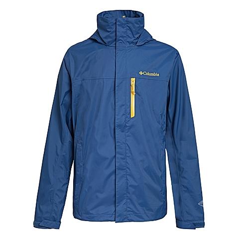 Columbia/哥伦比亚 专柜同款男子户外防水单层冲锋衣RE1003452