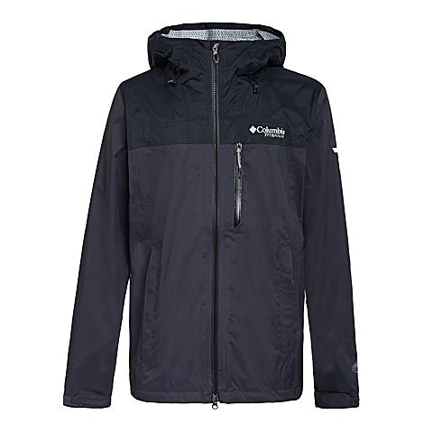 Columbia/哥伦比亚 专柜同款男子Titanium防水透气冲锋衣RE1006011