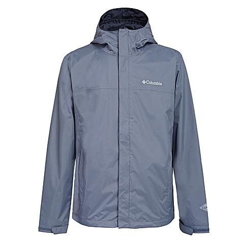 Columbia/哥伦比亚 专柜同款男子户外防水透湿冲锋衣RE2433053