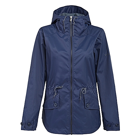 Columbia/哥伦比亚 专柜同款女子户外防泼水透湿冲锋衣RR1012591