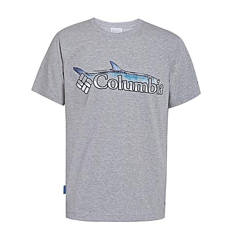 Columbia/哥伦比亚 2016专柜同款 男子海钓系列速干短袖T恤PM1701039