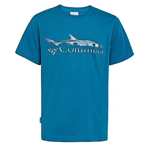 Columbia/哥伦比亚 2016专柜同款 男子海钓系列速干短袖T恤PM1701937