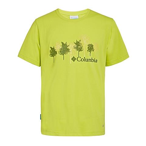 Columbia/哥伦比亚 2016专柜同款 男子速干透气舒适短袖T恤PM1797380