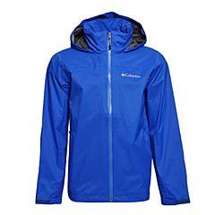 Columbia/哥伦比亚 专柜同款17春夏新品男子冲锋衣RE1040426