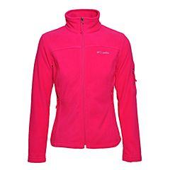 Columbia/哥伦比亚 专柜同款女子防风保暖抓绒衣AR6542627