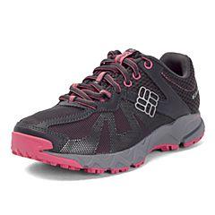 Columbia/哥伦比亚 17春夏新品专柜同款女子缓震透气越野跑鞋DL2011069