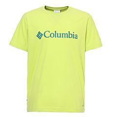 Columbia/哥伦比亚 专柜同款 17春夏新品男子户外速干透气短袖T恤PM3707380