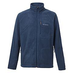 Columbia/哥伦比亚 专柜同款 17春夏新品男子经典款保暖开衫抓绒衣 AE3039492
