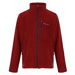 Columbia/哥伦比亚 专柜同款 17春夏新品男子经典款保暖开衫抓绒衣 AE3039616