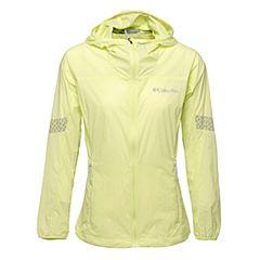 Columbia/哥伦比亚 专柜同款 17春夏新品女子轻便夜跑运动皮肤衣夹克KR1013783