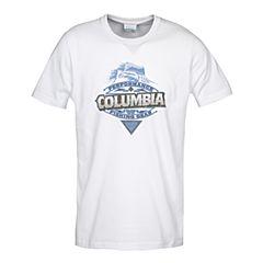 Columbia/哥伦比亚 专柜同款 17春夏新品男子T户外吸湿透气恤PM3704100