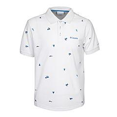 Columbia/哥伦比亚 专柜同款 17春夏新品男子翻领T恤PM3684100