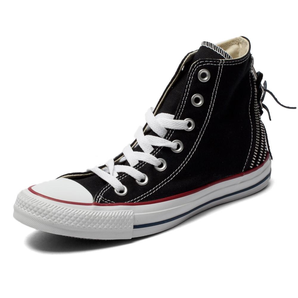 converse/匡威 2015新款后跟拉链女子硫化鞋547206c