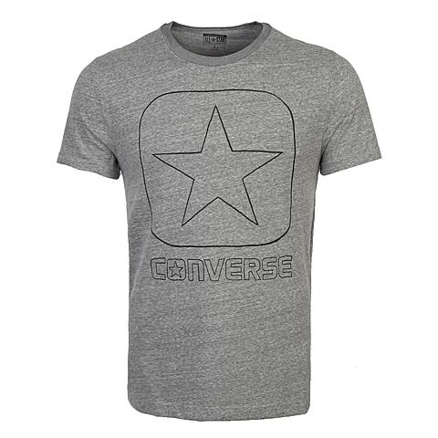 CONVERSE/匡威 新款男子圆领短袖T恤10976C035