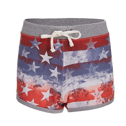 CONVERSE/匡威 新款美国风女子针织短裤11223C035